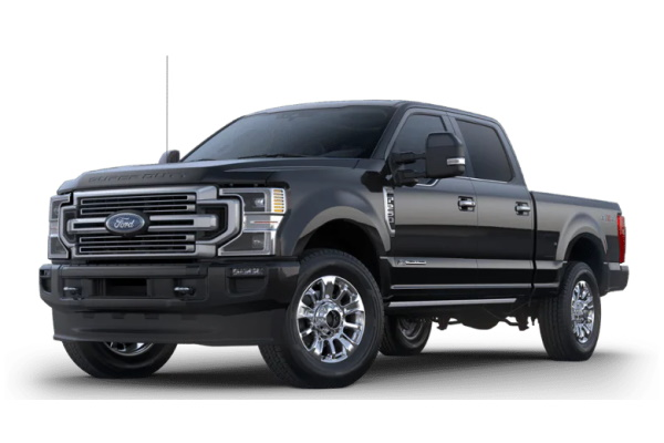 福特 F-250 IV (P558) Super Duty Facelift Pickup Crew Cab