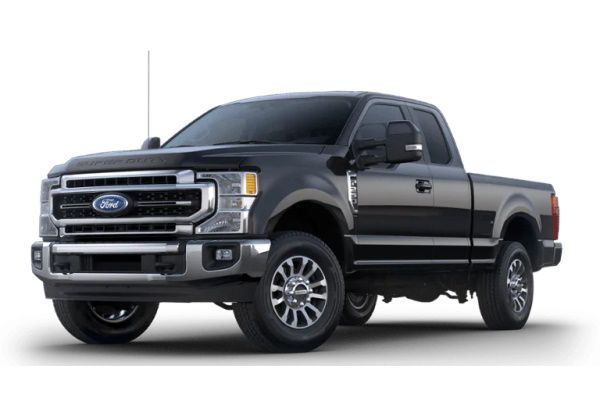 Ford F-250 IV (P558) Super Duty Facelift Pickup SuperCab