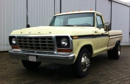 Ford F-350 V Restyling Pickup Regular Cab