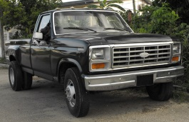 Ford F-350 VI Pickup Regular Cab