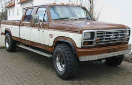 Ford F-350 - Specs of wheel sizes, tires, PCD, Offset and ...