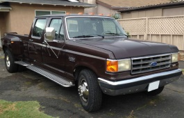 Ford F-350 VII Pickup Crew Cab