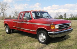 Ford F-350 VII Pickup Extended Cab