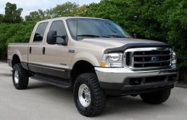 Ford F-350 I Super Duty Pickup Crew Cab