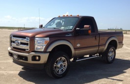 Ford F-350 III (P473) Super Duty Pickup Regular Cab