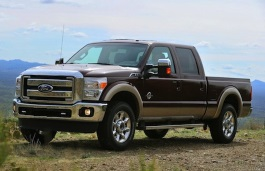 Ford F-350 III Super Duty Pickup Crew Cab