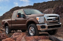 Ford F-350 III Super Duty Pickup Extended Cab