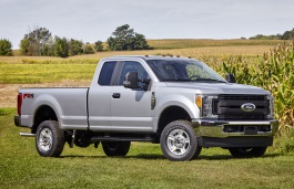 Ford F-350 IV Super Duty Pickup Extended Cab