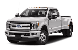 Ford F-350 IV (P558) Super Duty Pickup Crew Cab DRW