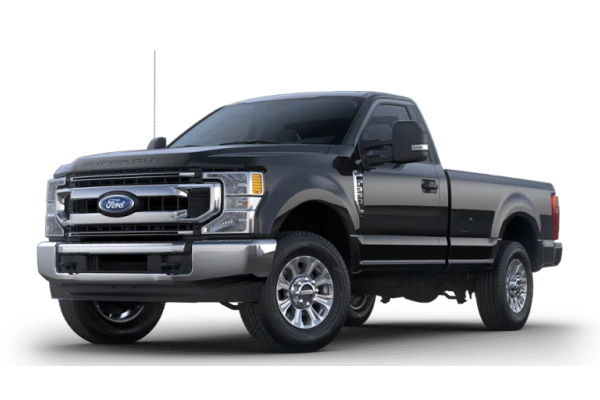 Ford F-350 IV (P558) Super Duty Facelift Pickup Regular Cab