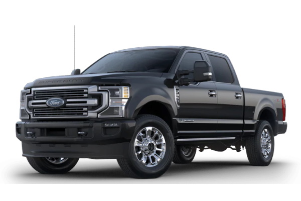 Ford F-350 IV (P558) Super Duty Facelift Pickup Crew Cab