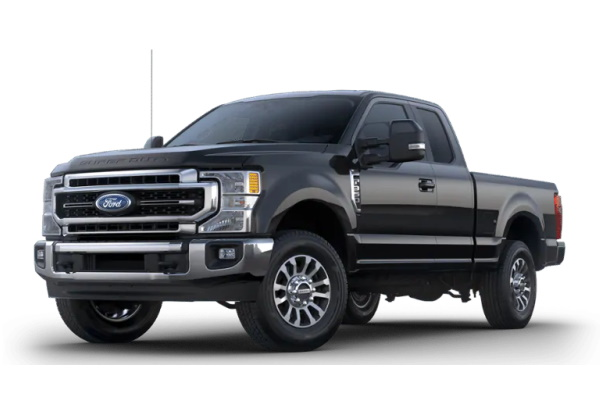 Ford F-350 IV (P558) Super Duty Facelift Pickup SuperCab