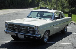 Ford Fairlane wheels and tires specs icon