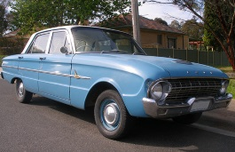 Ford Falcon XL Saloon