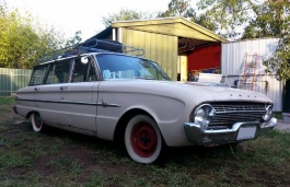 Ford Falcon XL Station Wagon