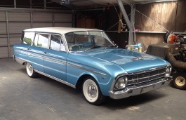 Ford Falcon XM Station Wagon