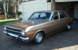 Ford Falcon XR Saloon