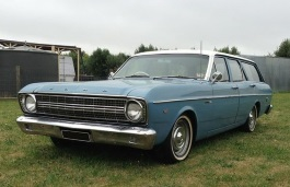 Ford Falcon XR Station Wagon