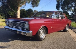 Ford Falcon XT Saloon