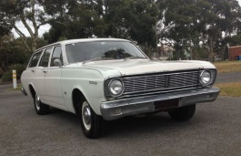 Ford Falcon XT Station Wagon