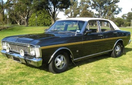 Ford Falcon XW Saloon
