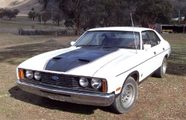 Ford Falcon XC Saloon