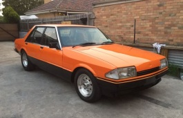 Ford Falcon XE Berline