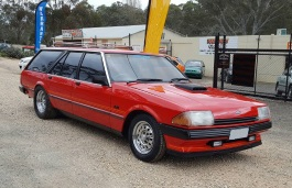 Ford Falcon XE Station Wagon
