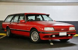 フォード Falcon XF Station Wagon