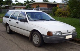 Ford Falcon EA Station Wagon
