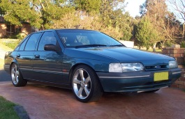 Ford Falcon EB Saloon