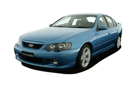 Ford Falcon wheels and tires specs icon