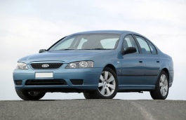 Ford Falcon BF Saloon