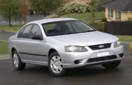 Ford Falcon BF Restyling Berline