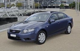 Ford Falcon FG Saloon