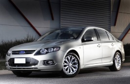 Ford Falcon FG Restyling Saloon