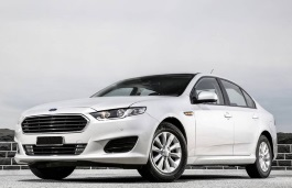 Ford Falcon FG X Saloon