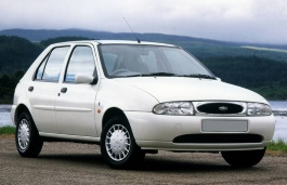 opony do Ford Fiesta IV [1995 .. 1999] Hatchback, 5d