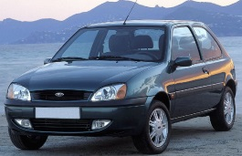 Ford Fiesta IV Facelift Hatchback