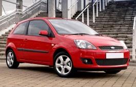 opony do Ford Fiesta V [2002 .. 2008] Hatchback, 3d