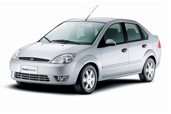 Ford Fiesta V Berline