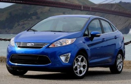 Ford Fiesta VI Berline