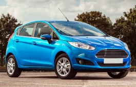 Ford Fiesta wheels and tires specs icon
