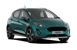 Ford Fiesta Active wheels and tires specs icon