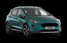 福特 Fiesta Active 轮毂和轮胎的参数标识