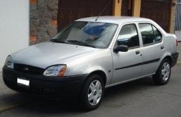 roues et icone de spécifications de pneus pour Ford Fiesta Ikon