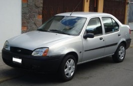 Ford Fiesta Ikon I Saloon