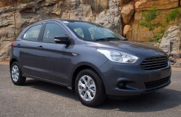 Ford Figo wheels and tires specs icon