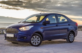 Ford Figo II Berline
