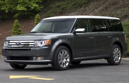Ford Flex wheels and tires specs icon